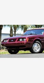 1984 Ford Mustang GLX V8 Convertible for sale 101320265