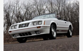 1984 Ford Mustang GLX V8 Convertible for sale 101457271