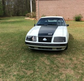 1984 Ford Mustang GT for sale 101486827