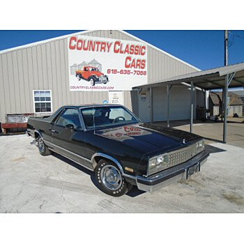 1984 GMC Caballero for sale 101407965