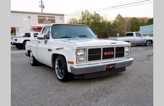 1984 GMC Sierra 1500 2WD Regular Cab for sale 101444935