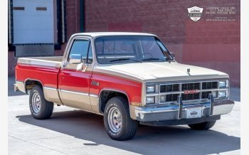 1984 GMC Sierra 1500 2WD Regular Cab for sale 101470015
