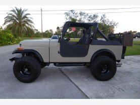 1984 Jeep CJ 7 for sale 101124968
