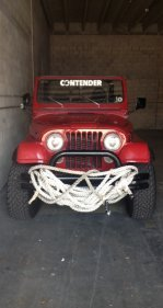 1984 Jeep CJ 7 for sale 101190361