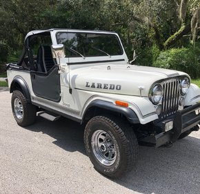1984 Jeep CJ 7 for sale 101199999