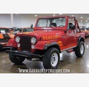 1984 Jeep CJ 7 for sale 101214378