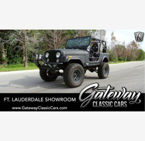 1984 Jeep CJ 7 for sale 101298296