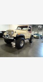 1984 Jeep CJ 7 for sale 101306104