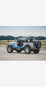 1984 Jeep CJ 7 for sale 101319610