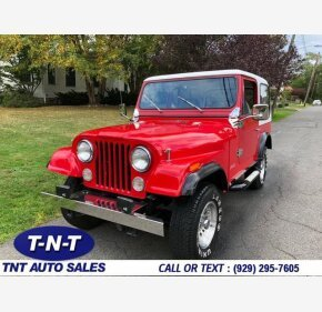 1984 Jeep CJ for sale 101385764