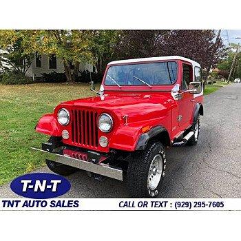 1984 Jeep CJ for sale 101385764