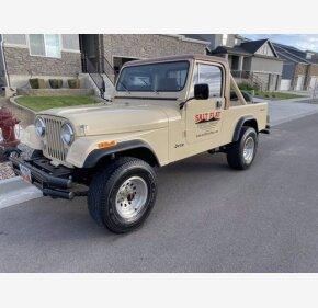 1984 Jeep CJ for sale 101419421