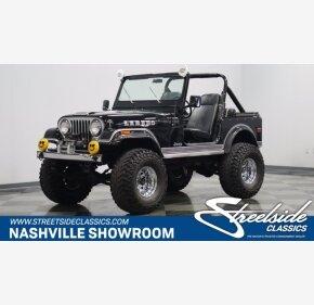 1984 Jeep CJ for sale 101438951