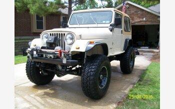 1984 Jeep CJ 7 for sale 101459161