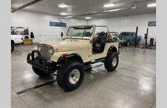1984 Jeep CJ 7 for sale 101561694