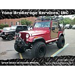 1984 Jeep CJ for sale 101564061