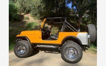 1984 Jeep CJ 7 for sale 101617515