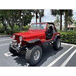 1984 Jeep CJ 7 for sale 101627319