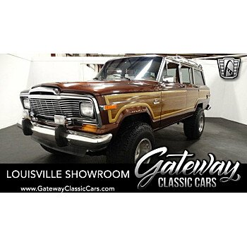 1984 Jeep Grand Wagoneer for sale 101232868