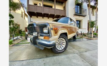 1984 Jeep Grand Wagoneer for sale 101237655