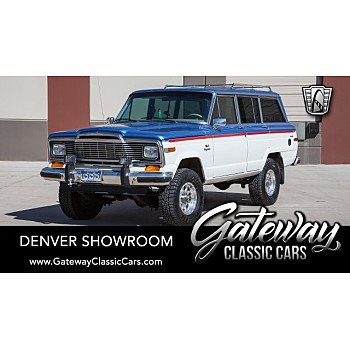 1984 Jeep Grand Wagoneer for sale 101300656