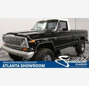 1984 Jeep Pickup for sale 101307204