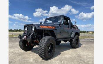 1984 Jeep Scrambler for sale 101618509