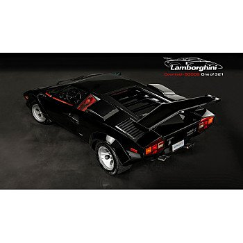 1984 Lamborghini Countach for sale 101607815