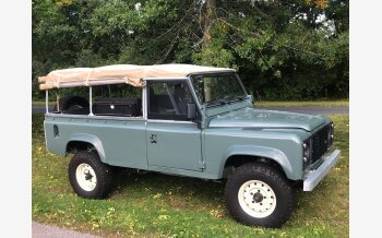 1984 Land Rover Defender 110 for sale 101221871