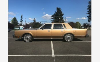 1984 Lincoln Town Car for sale 101508305