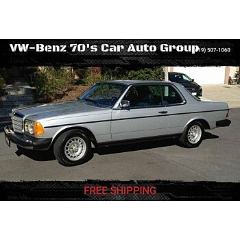1984 Mercedes-Benz 300CD Turbo for sale 101215485