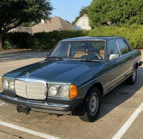 1984 Mercedes-Benz 300D Turbo for sale 101378007