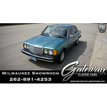 1984 Mercedes-Benz 300D Turbo for sale 101193357