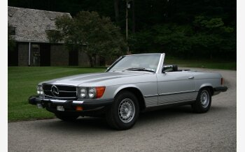 1984 Mercedes-Benz 380SL for sale 100744126