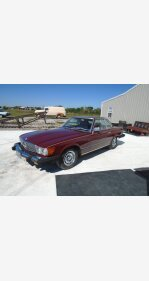 1984 Mercedes-Benz 380SL for sale 101240709