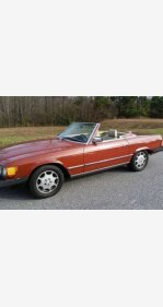 1984 Mercedes-Benz 380SL for sale 100951005