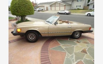 1984 Mercedes-Benz 380SL for sale 101090229