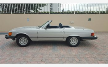 1984 Mercedes-Benz 380SL for sale 101102923