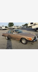 1984 Mercedes-Benz 380SL for sale 101110061