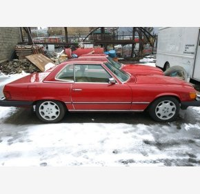 1984 Mercedes-Benz 380SL for sale 101110884