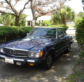1984 Mercedes-Benz 380SL for sale 101122567