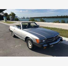 1984 Mercedes-Benz 380SL for sale 101199122