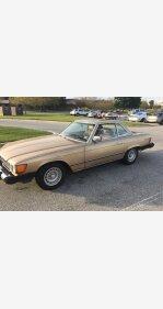 1984 Mercedes-Benz 380SL for sale 101202120
