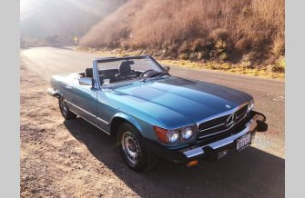 1984 Mercedes-Benz 380SL for sale 101246770