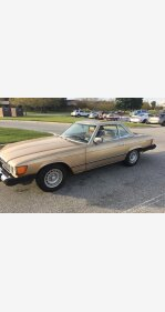 1984 Mercedes-Benz 380SL for sale 101268025