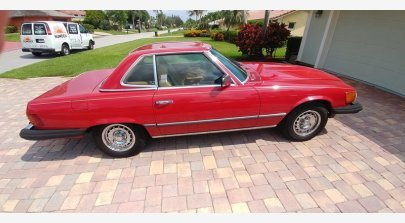 1984 Mercedes-Benz 380SL for sale 101287697
