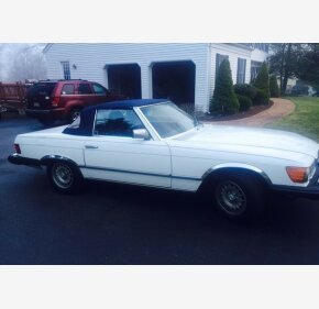 1984 Mercedes-Benz 380SL for sale 101322200