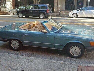 1984 Mercedes-Benz 380SL for sale 101328918