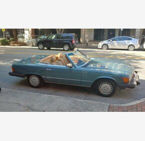 1984 Mercedes-Benz 380SL for sale 101328918