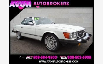 1984 Mercedes-Benz 380SL for sale 101332055